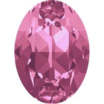 Cabochon Oval 4120 Rose 8x6 mm x1 Swarovski