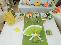 24 Papillons et fleurs en bois environ 2 cm rayher