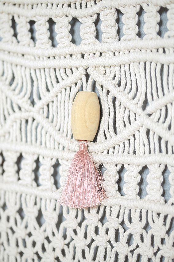 6 Perles en Bois OLive - 50X30 mm - Artémio