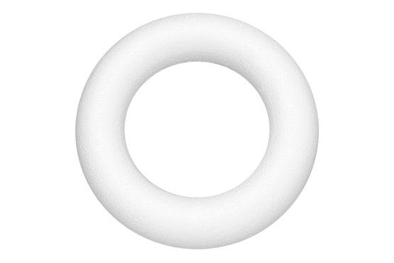 Anneau plat en polystyrène Ø 170mm