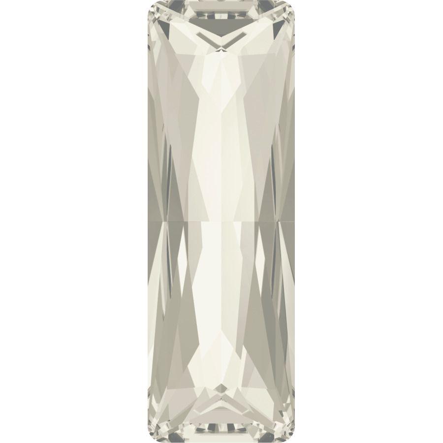 Cabochon 4547 crystal silver shade 15x5 mm x1 Swarovski