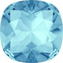 Cabochon Carré 4470 Aquamarine 12mm x1