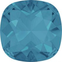 Cabochon Carré 4470 Caribbean Blue Opal 12mm x1