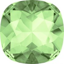 Cabochon Carré 4470 Chrysolite 12mm x1