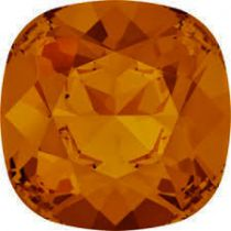 Cabochon Carré 4470 Crystal Copper 12mm x1