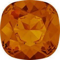 Cabochon Carré 4470 Crystal Copper 12mm x1