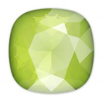 Cabochon Carré 4470 Crystal Lime12mm x1 Swarovski