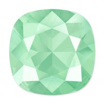 Cabochon Carré 4470 Crystal Mint Green 12mm x1 Swarovski