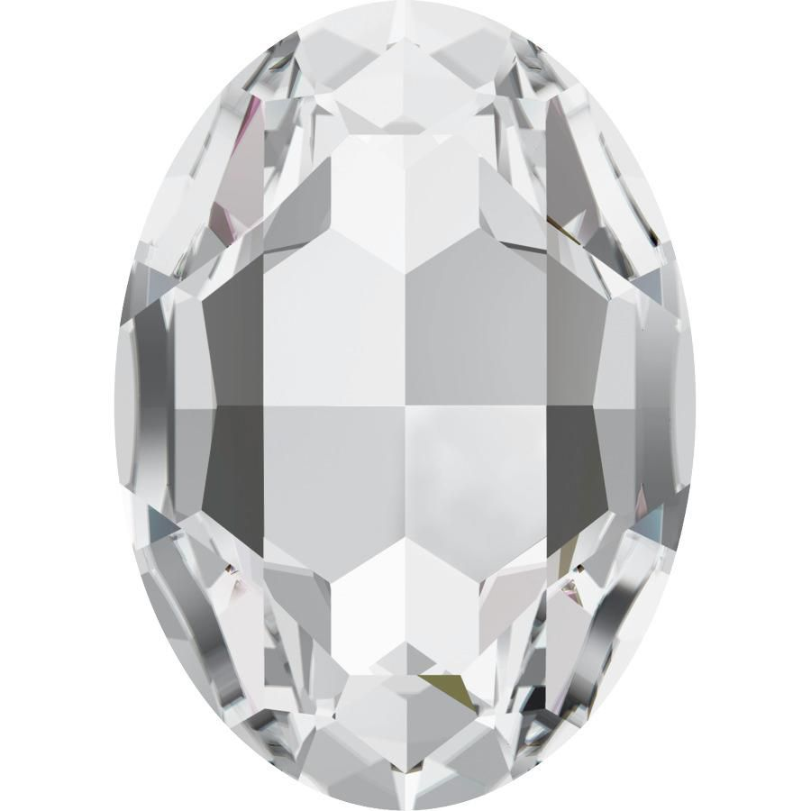 Cabochon Oval 4127 Crystal 30x22 mm x1 Swarovski