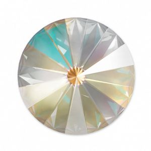 Cabochon Rivoli 1122 Crystal Light Grey Delite 14mm x1 Swarovski