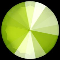 Cabochon Rivoli 1122 Crystal Lime 14mm x1 Swarovski