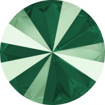 Cabochon Rivoli 1122 Crystal Royal Green 14mm x1 Swarovski