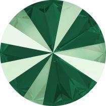 Cabochon Rivoli 1122 Crystal Royal Green 14mm x1 Swarovski