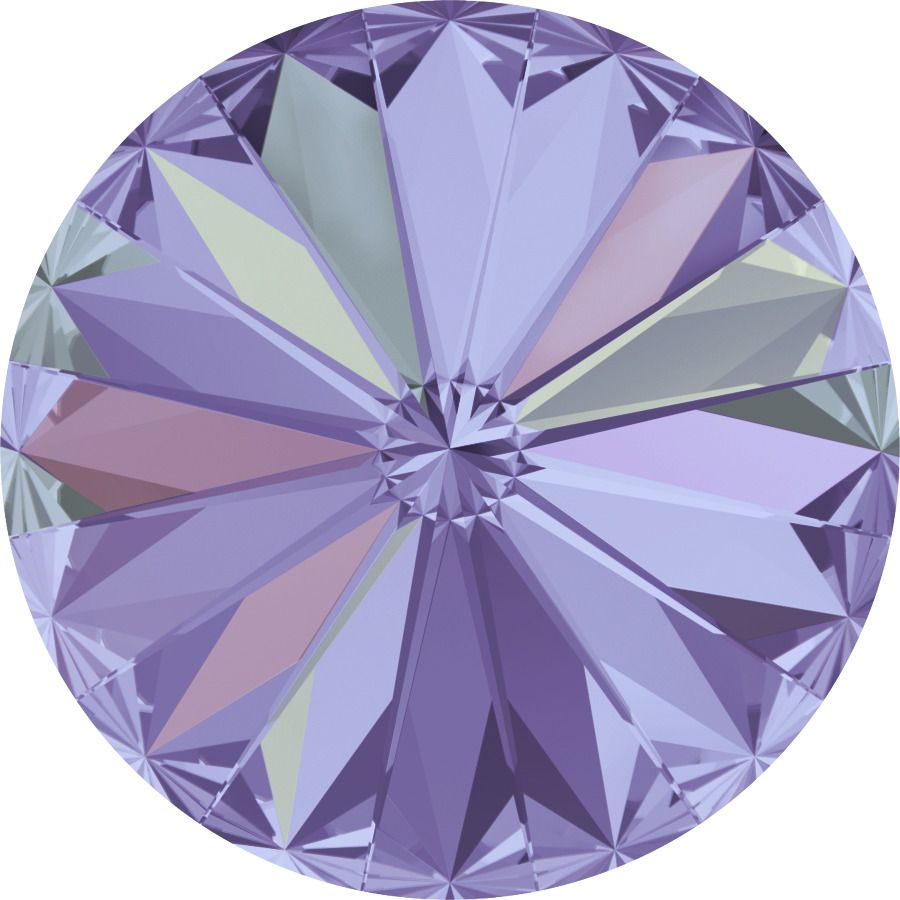 Cabochon Rivoli 1122 Crystal Vitrail Light 14mm x1 Swarovski