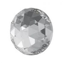 Cabochon Rond 2072 Crystal 10mm