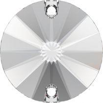 Cabochon rond 3200 Crystal 10mm x1 à coudre