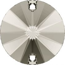 Cabochon rond 3200 Crystal Satin 10mm x1 à coudre