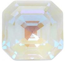 Cabochon Swarovski Imperial 4480 10 mm Crystal Light Grey Delite x1