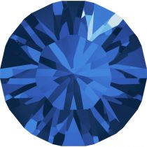 Chaton 1028 capri blue 8mm strass xilion X1