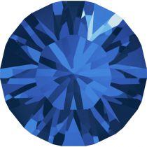 Chaton 1028 capri blue 8mm strass xilion X1
