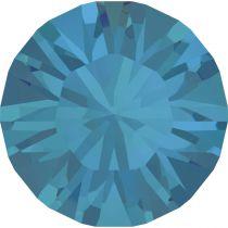 Chaton 1028 Caribbean blue opal 8mm strass xilion X1