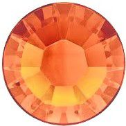 Chaton 1028 Fireopal 8mm strass xilion X1