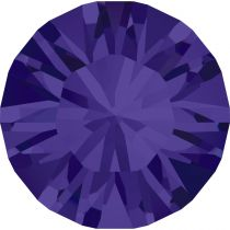 Chaton 1028 Purple Velvet 8mm strass xilion X1