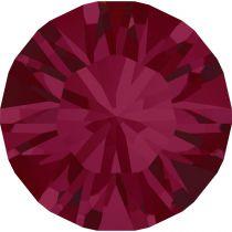 Chaton 1028 Ruby 8mm strass xilion X1