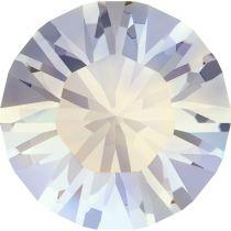 Chaton 1028 White Opal 8mm strass xilion X1