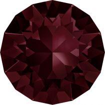 Chaton 1088 Crystal  Burgundy Delite 8mm strass xilion X1