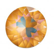 Chaton 1088 Crystal  Ochre Delite 8mm strass xilion X1