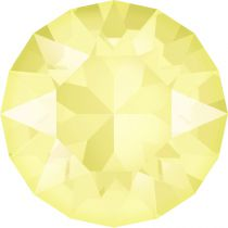 Chaton 1088 Crystal  Powder Yellow 6mm strass xilion X1