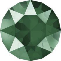 Chaton 1088 Crystal  Royal Green 8mm strass xilion X1