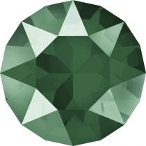 Chaton 1088 Crystal  Royal Green 8mm strass xilion X1