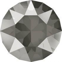 Chaton 1088 Crystal Dark Grey 6mm strass xilion X1