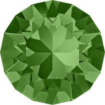 Chaton 1088 Crystal Fern Green  8mm strass xilion X1