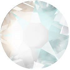Chaton 1088 Crystal Light Grey Delite 8mm strass xilion X1