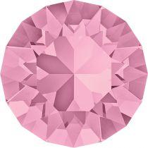 Chaton 1088 Crystal Light Rose 6mm strass xilion X1