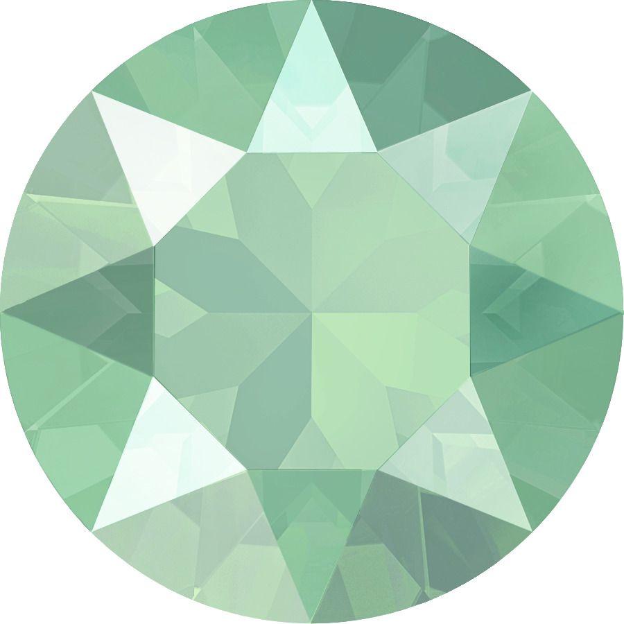 Chaton 1088 Crystal Mint Green 6mm strass xilion X1