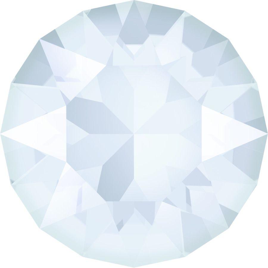 Chaton 1088 Crystal Powder Blue 8mm strass xilion X1