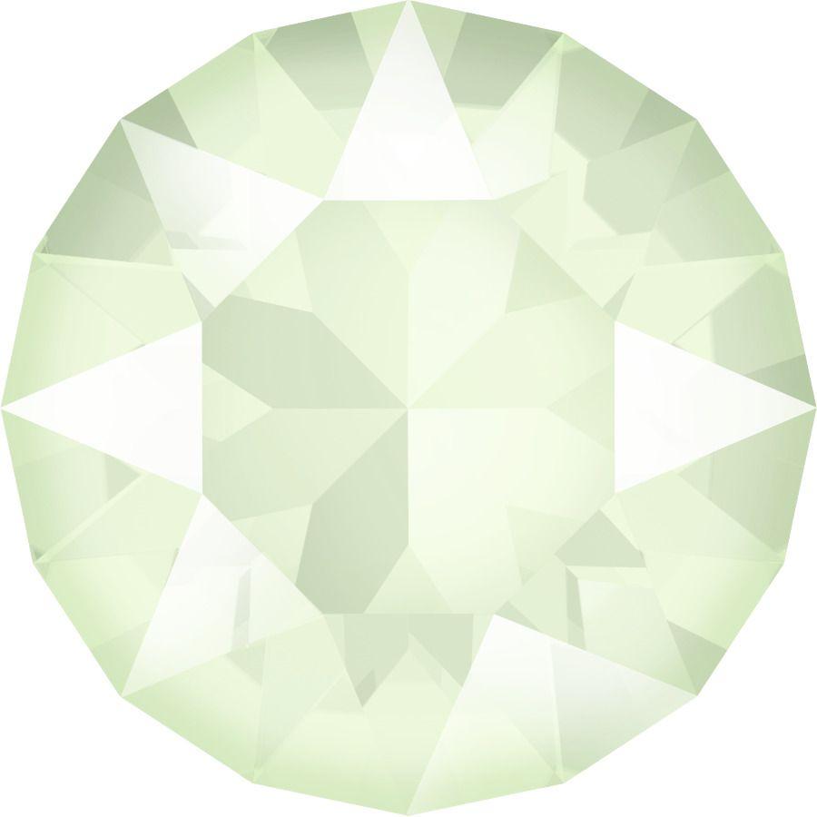 Chaton 1088 Crystal Powder Green 8mm strass xilion X1