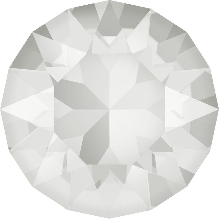 Chaton 1088 Crystal Powder Grey 6mm strass xilion X1