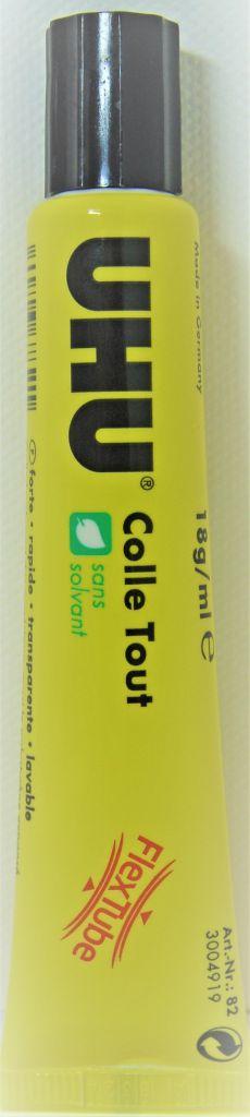 Colle UHU Flex +Clean Liquide 20ml