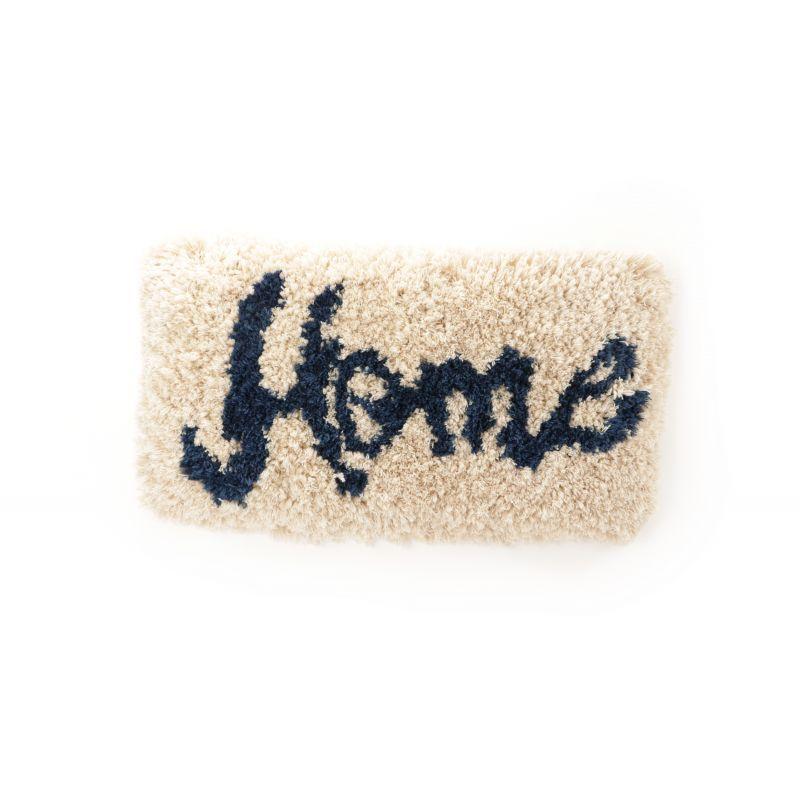 Crochet point noué pour tapis / tissage de laine 16 cm X1