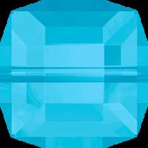 Cubes 5601 Caribbean Blue Opal 4mm x6 Cristal Swarovski