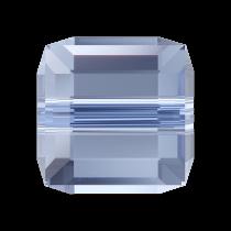 Cubes 5601 Light Sapphire  6mm x1 Cristal Swarovski