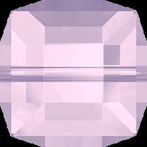 Cubes 5601 Rose Water Opal 6mm x1 Cristal Swarovski