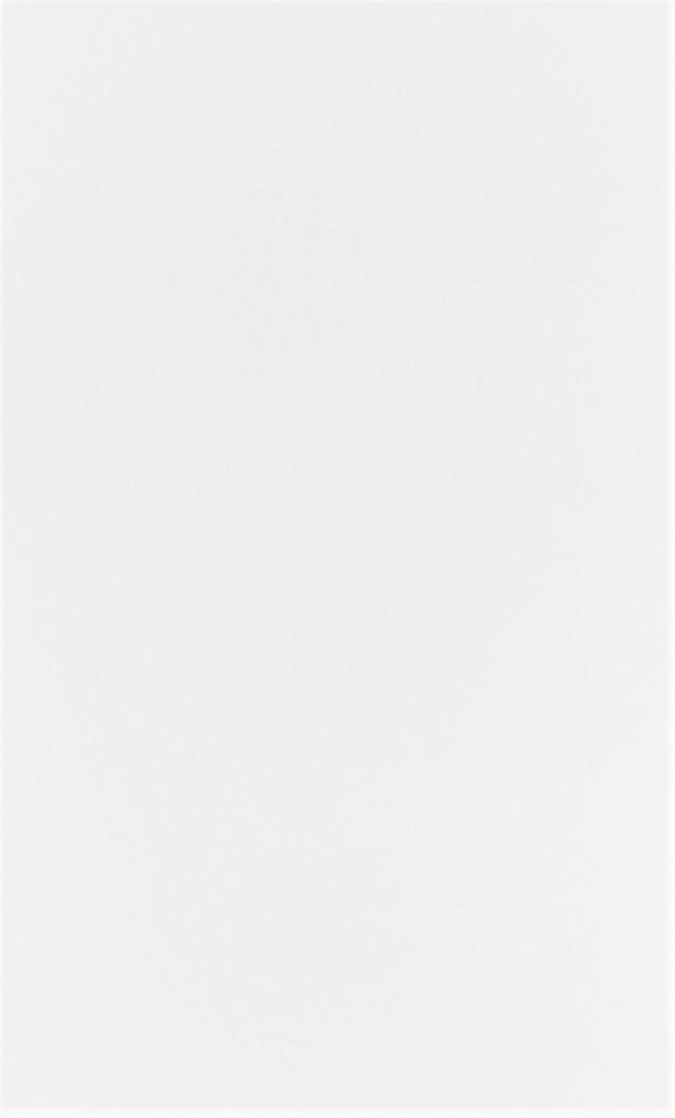 Feuille de mousse blanc 30x20cm 2mm
