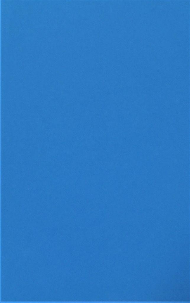Feuille de mousse bleu 30x20cm 2mm