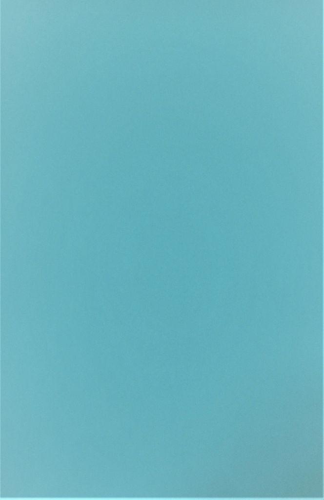 Feuille de mousse bleu clair 30x20cm 2mm